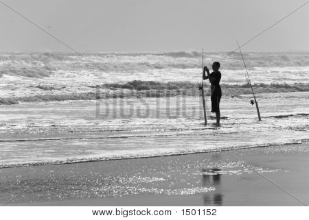 Surf Fisherman