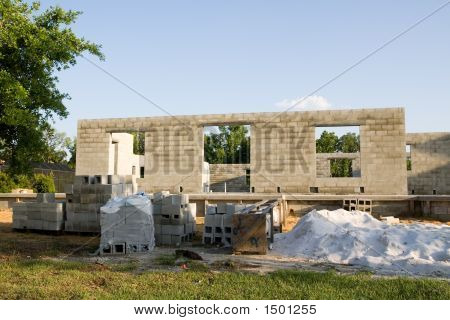Florida Residential Construction Site