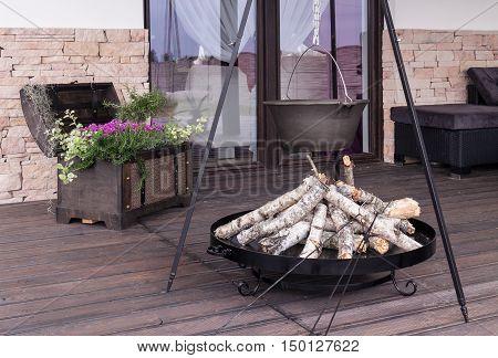 Original Campfire Idea