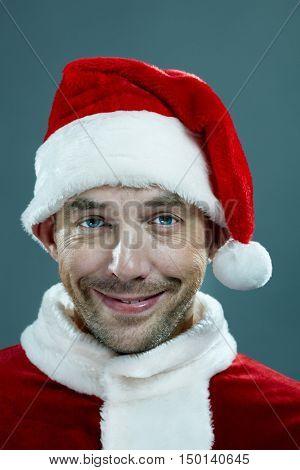 Sneering Santa