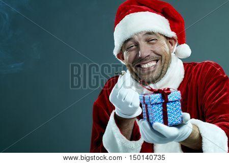 Hysterical Santa