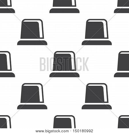 flasher icon on white background for web