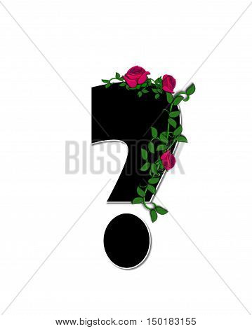 Alphabet Rose Trellis Question