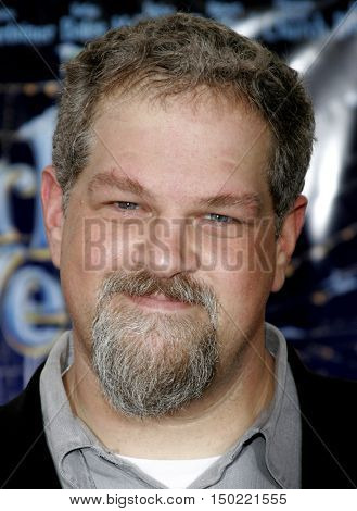 Abraham Benrubi at the Los Angeles premiere of 'Charlotte's Web' held at the ArcLight Cinemas in Hollywood, USA on December 10, 2006.