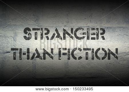 Stranger Than Gr