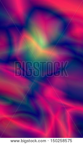 Electrifying Colors Digital pink and blue Marbled Paper Texture Background