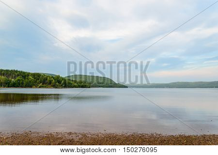 Goose Cove along the Cabot Trail (Cape Breton Nova Scotia Canada)