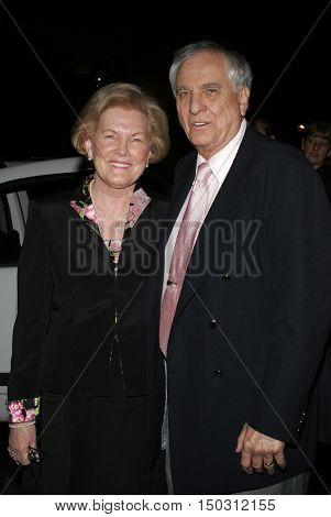 Barbara Marshall and Garry Marshall at the Los Angeles Free Clinic's 29th Annual Dinner Gala at the Regent Beverly Wilshire in Beverly Hills, USA on November 21, 2005.