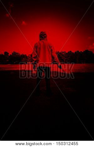 Serial killer,Scary background for book cover ideas