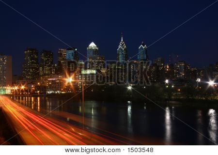 Philly At Night 011