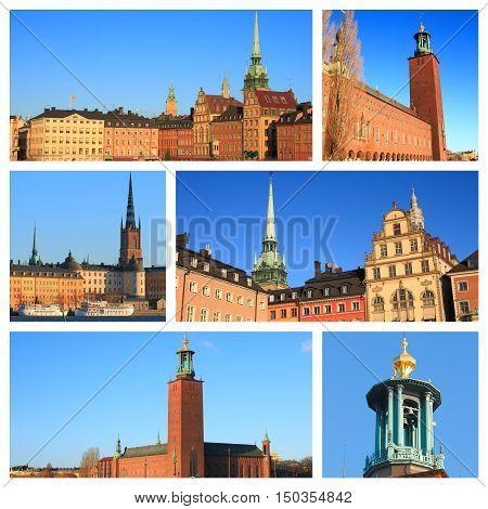 Impressions Of Stockholm