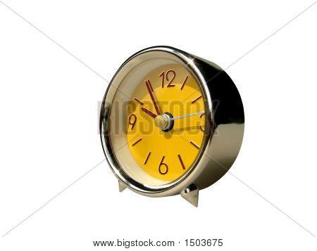 A Small Retro Clock