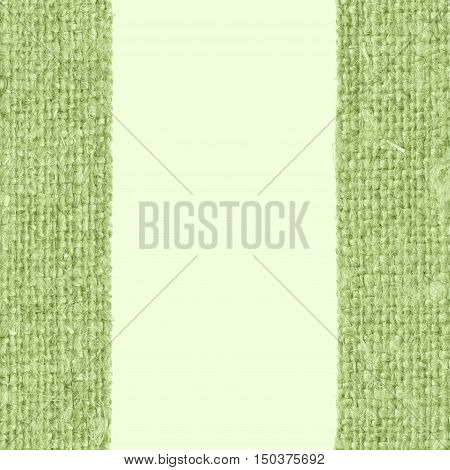 Textile weft, fabric image, jade canvas, fiber material retro-styled background