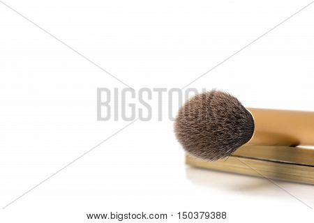 The Blush Brush Use With Blush On For Make Up.