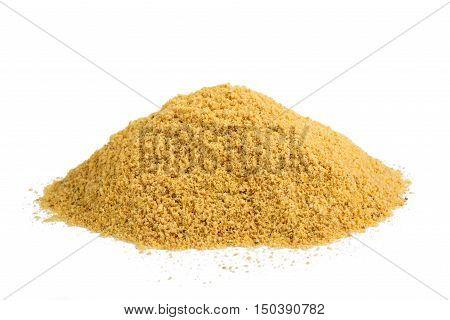 Mustard Powder Pile