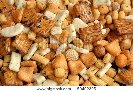 Party Snack Mixes Snacks are important in the party