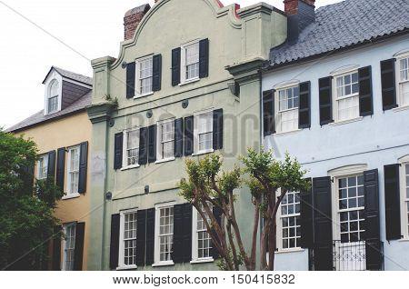Historical Charleston, South Carolina, Southern United States Travel