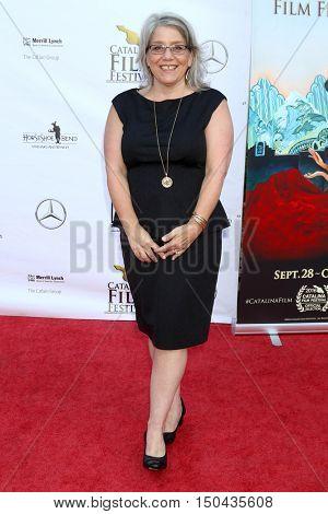 LOS ANGELES - OCT 1:  Jeanette Castillo at the Catalina Film Festival - Saturday at the Casino on October 1, 2016 in Avalon, Catalina Island, CA