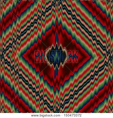 Abstract image,tapestry It can be used as a pattern for the fabric