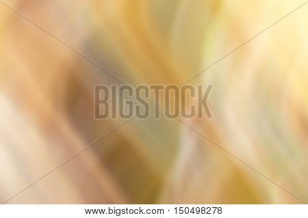 Blurred Abstract Background. Orange Stripes.