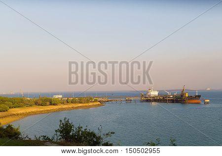 Port Of Darwin