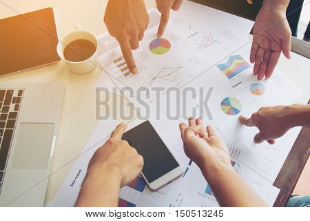 Business Work Concept