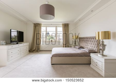 Elegant Bedroom Design