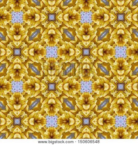 art yellow seamless abstract pattern illustration background
