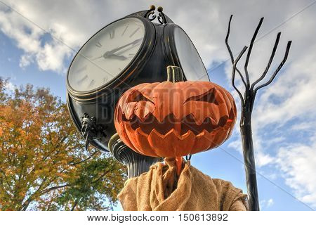 Jack O'lantern - Sleepy Hollow