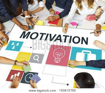 Job Opportunities Motivation Employment Competence Concept