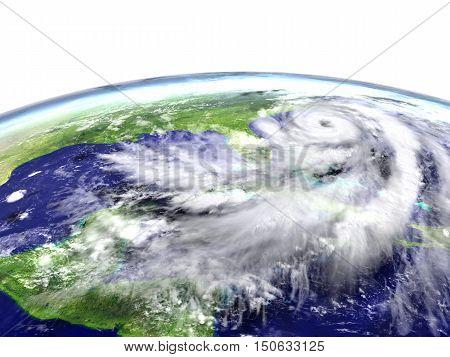 Hurricane On Earth