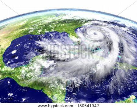 Huge Hurricane