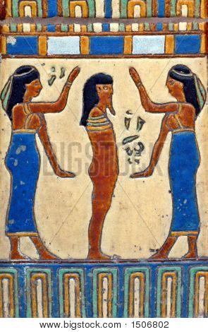Egyptian Tile