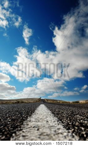 Highway To The Clouds