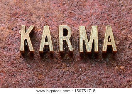 Karma Word Rust