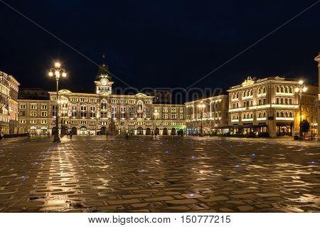 Piaxxa Dell Unita D Italia in Trieste