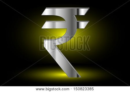 Indian Rupee , Currency Sign Rupee icon