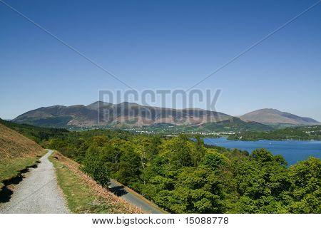 English Lake District View 1