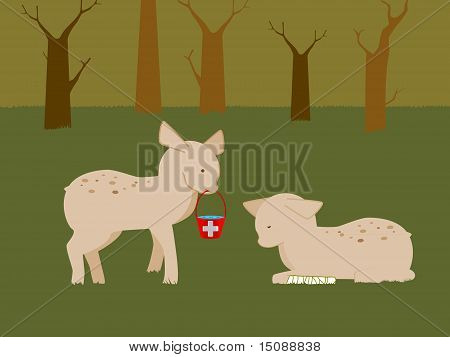 Deer Assistance