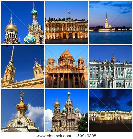 Impressions Of Saint Petersburg
