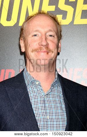 LOS ANGELES - OCT 8:  Matt Walsh at the