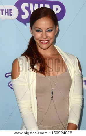 LOS ANGELES - OCT 5:  Amy Paffrath at the