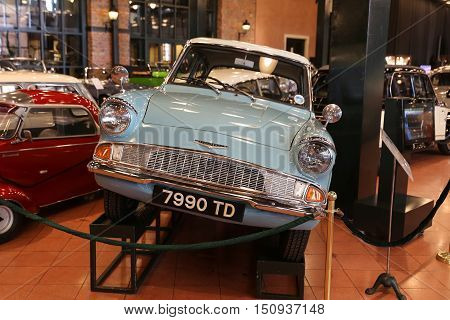 1966 Ford Anglia Super