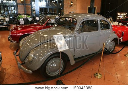 1949 Volkswagen Split Window Beetle