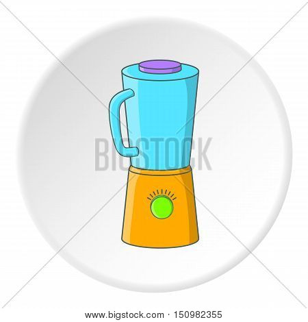Blender icon. Cartoon illustration of blender vector icon for web