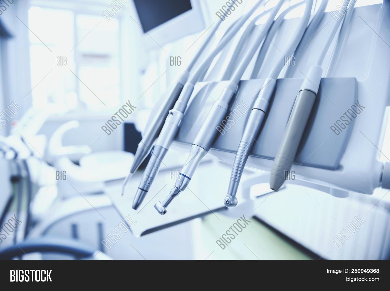 Set Dental Tools Image & Photo (Free Trial) | Bigstock