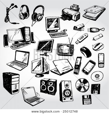 Many Doodled Devices