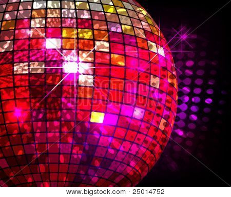 discotheque vector