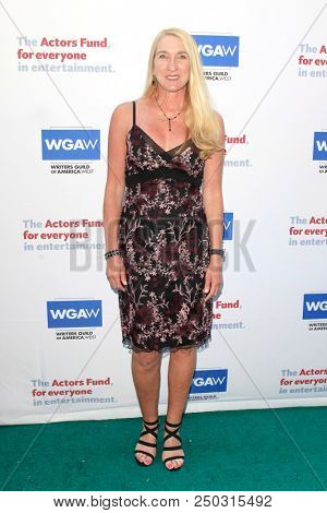 LOS ANGELES - JUN 11: Jane Austin at The Actors Fund's 22nd Annual Tony Awards Viewing Party at the Skirball Cultural Center on June 10, 2018 in Los Angeles, CA