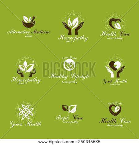 Homeopathy Creative Vector Photo Free Trial Bigstock